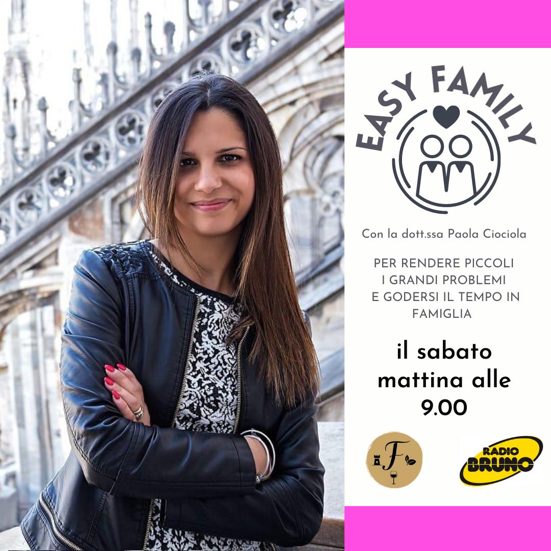 PARTE EASY FAMILY a cura di Paola Ciociola