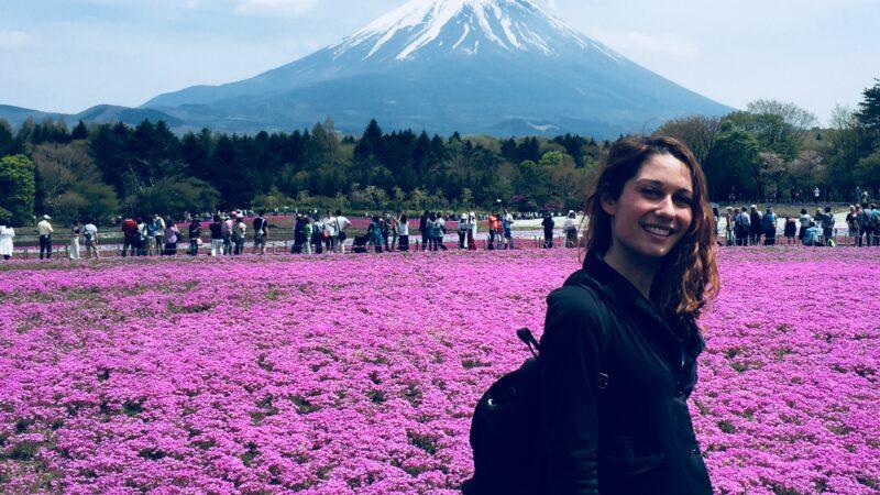 """STORIE DAL MONDO – Michela, il Giappone e, come direbbero i francesi… un """"coup de foudre"""""""