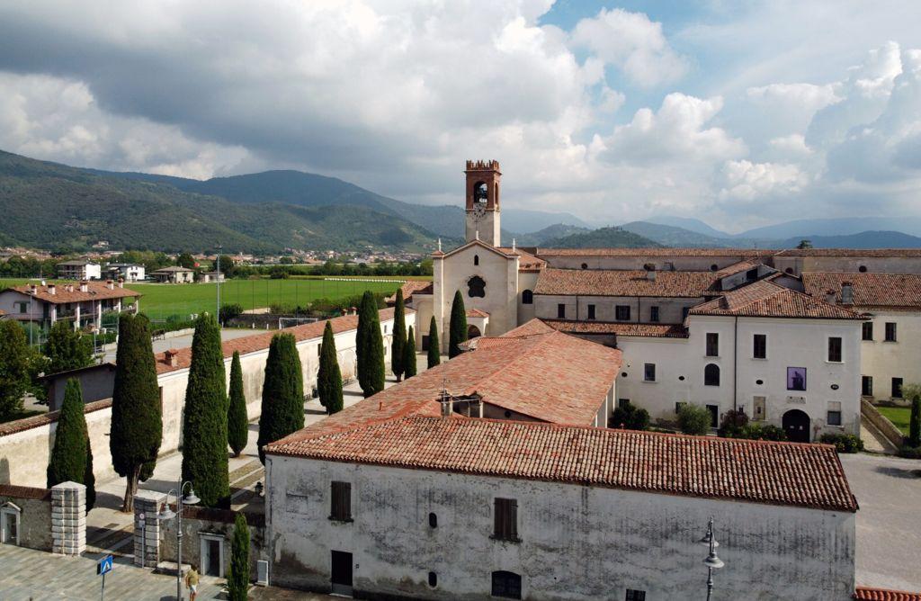 A SPASSO CON MILLA – L'ABBAZIA OLIVETANA di RODENGO SAIANO