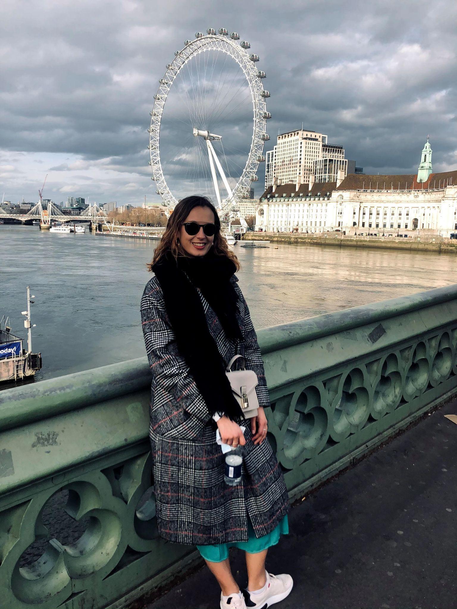 STORIE DAL MONDO – Martina, dall'anno sabbatico all'Università a Londra. Prossimo obiettivo, la laurea.