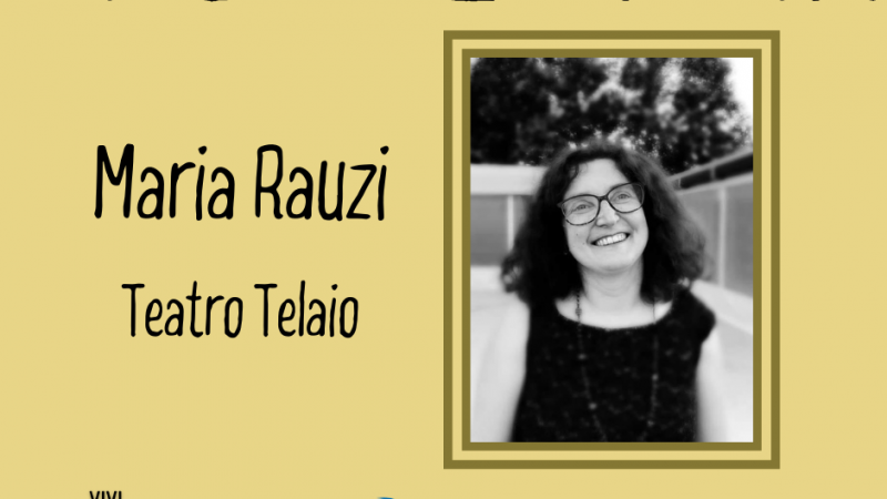 MARIA RAUZI, LA SIGNORA TELAIO